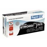 Heftestift Rapid SuperStrong 26/8 E/5000