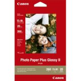 Fotopapir Glossy Plus 13x18 20 ark 260g