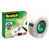 Dokumentteip Scotch 810, 33 m x 19 mm 5 stk