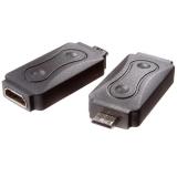 Vivanco Adapter HDMI A Hunn - HDMI C Hann (mini HDMI)