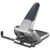 Hullemaskin Leitz 5180 2-hull/65ark Sølv