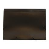 Hjemmearkiv A4 12 lommer svart