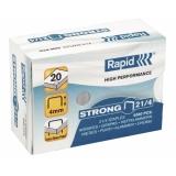 Heftestift Rapid Strong 21/4 Galv. 5000