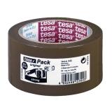 Pakketeip Tesa Strong 66 m x 50 mm brun, 6 stk.