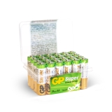GP Super Alkaline AA-batteri, 24-pak