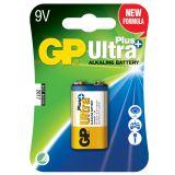 GP 1604AUP-C1 / 6LF22 / 9V ULTRA PLUS