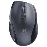 LOGITECH M705 Trådløs mus. Sølvfarget.