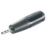 Vivanco Audioadapter 1 x 3,5 mm Hane - 3,5 mm Hunn