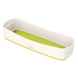 Innsats Lang til Leitz MyBox® Hvit/Grønn