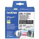 Etikett BROTHER universal 17x54mm (400)