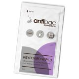 Antibac Keyboard wipes 80 st