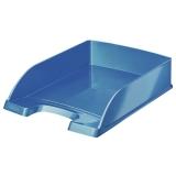 Brevkurv Leitz Plus WOW Blå metallic