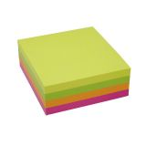 Notes Stick n Notes 76x76mm flerfarget