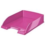 Brevkurv Leitz Plus WOW Rosa metallic
