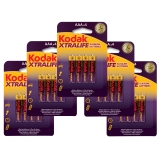 Kodak Xtralife AAA, LR03 20-pakk