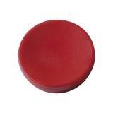 Magnetknapper Actual 30 mm rød, 5 stk.