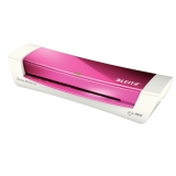 Lamineringsmaskin iLAM Home Office A4 WOW Rosa